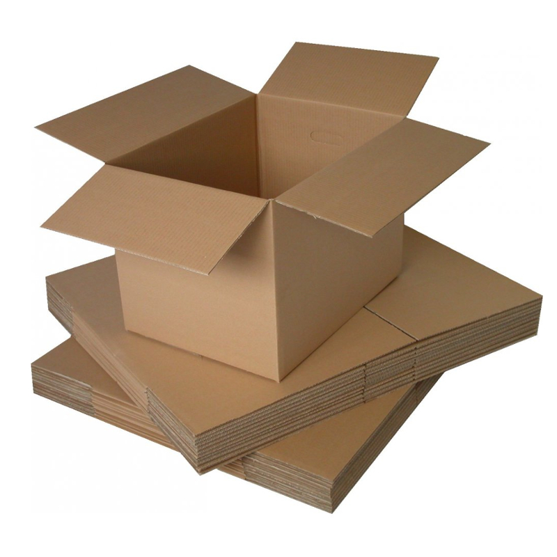 walled cartons boxes