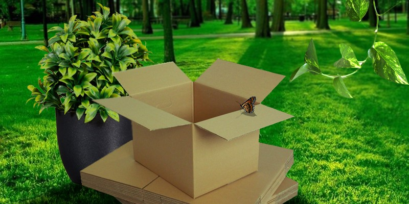 reusable cardboard boxes