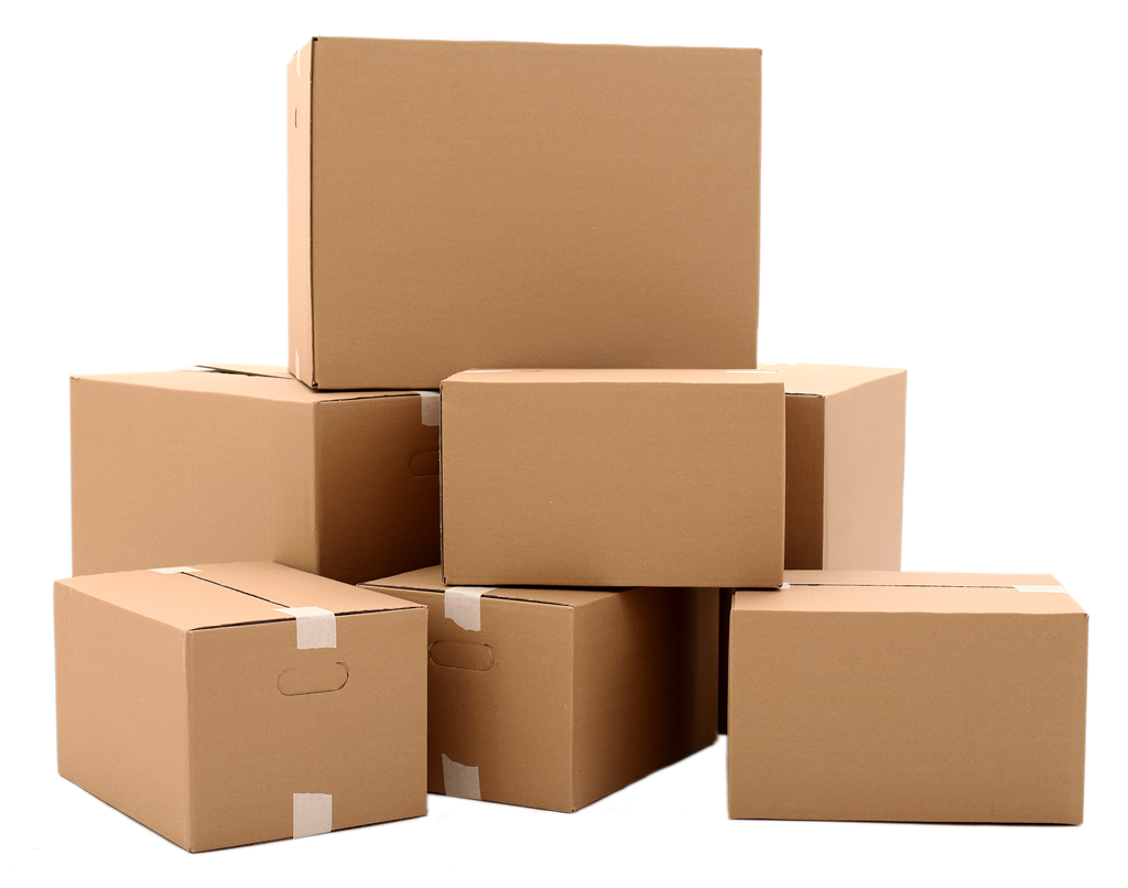 PS08.58 - Medium Single Walled Boxes (x10 Pack ...