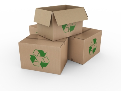 Environmentally friendly packaging for green businesses
