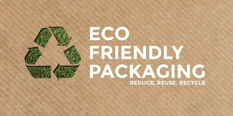 environmentally friendly packaging for green businesses moving