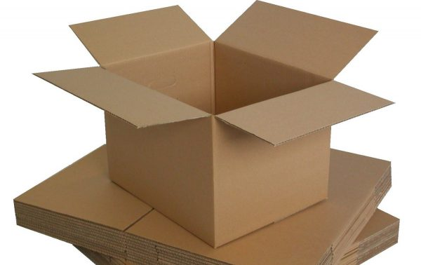 medium double walled boxes