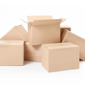 Medium sized double walled boxes