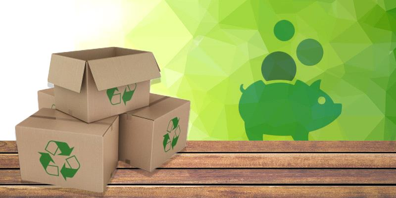 Environment friendly House Moving Boxes