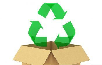 Recyclable plastic packing boxes vs legacy cardboard packing boxes