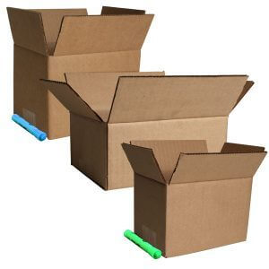 The types of House Moving Boxes used for packing and moving