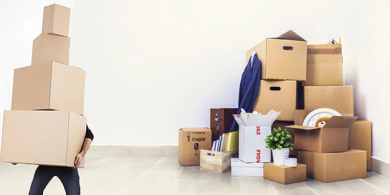 House moving best boxes in UK