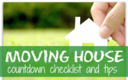 The 4 week countdown checklist for house moving