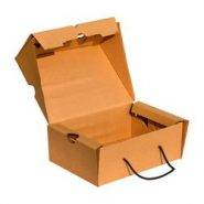 What types of packaging do you need for sending shoes in the post safely?