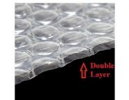When Should you need a double layer of bubble wrap?