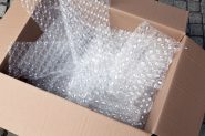 Should you tear or cut bubble wrap to use it?