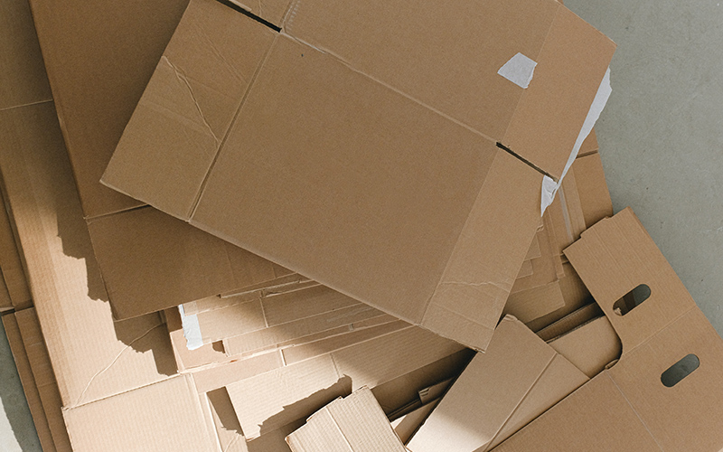 Is it easy to put together a flat packed box