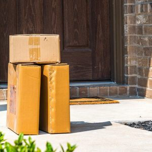 How Are Packing Boxes Delivered To Your Door?