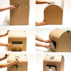 7 Amazing and Creative Ways to Reuse Cardboard Boxes