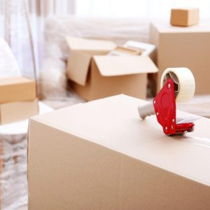 How long does it take to pack a 4 bed house UK?