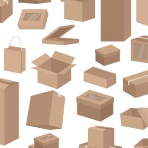 What is the quickest way to pack a house?